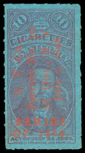 U.S. REV. TAXPAIDS TA59  Used (ID # 86051)