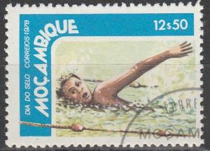 Mozambique #611  F-VF Used  (S5813)