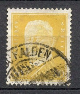 Germany 1930 Early Issue Fine Used 80pf. NW-111890