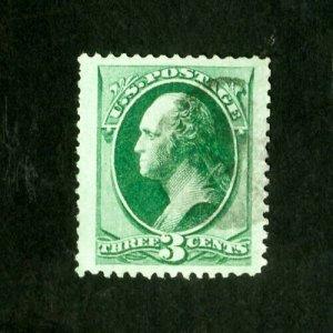 US Stamps # 184 Jumbo unique used