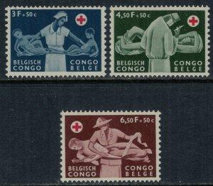 Belgian Congo #B40-2*  CV $4.25