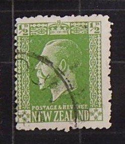 New Zealand, (1734-T)