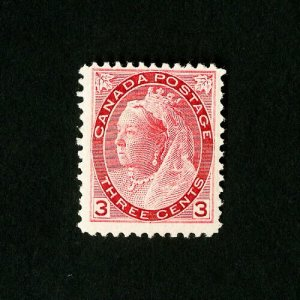 Canada Stamps # 78 F-VF OG NH Scott Value $180.00