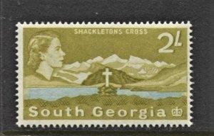 STAMP STATION PERTH -South Georgia #11 MNH OG VF Definitive Issue