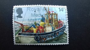 Great Britain 1981 The 100th Anniversary of the Royal National Mission of FiUsed