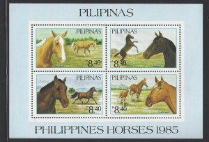 1747G Horses CV$15