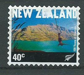 New Zealand SG 2431   Fine Used perf 10