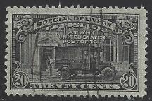 United States Scott # E14 Used
