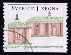 Sweden #2495 Miner's House; Used at Wholesale