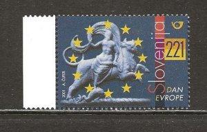 Slovenia Scott catalog # 455 Mint NH