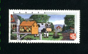 Canada #1850  used VF 2000 PD