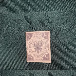 Germany-Lubeck 1 VF-XFMH reprint, CV $240
