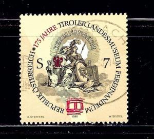 Austria 1760 Used 1998 issue