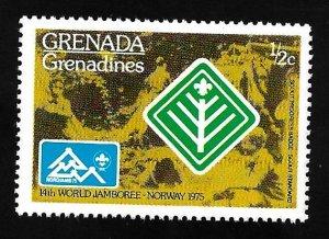 Grenada Grenadines 1975 - MNH - Scott #83 *