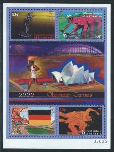 MICRONESIA SC# 389 VF/MNH 2000