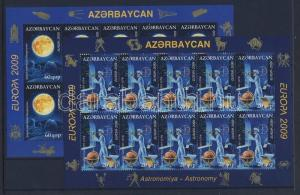 Azerbaijan stamp MNH Europe CEPT minisheet pair WS54165