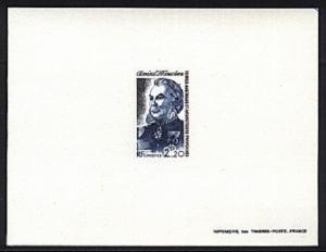 FRENCH ANTARCTIC TAAF 2f20c ADMIRAL MOUCHEZ deluxe proof...................96843
