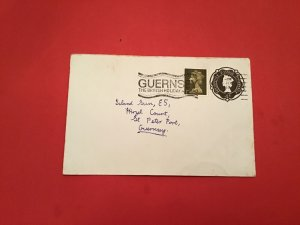 U.K Guernsey The British Holiday Abroad 1969 Special Cancel stamp cover   R36062