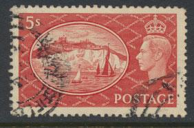 GB George VI  SG 510 Used