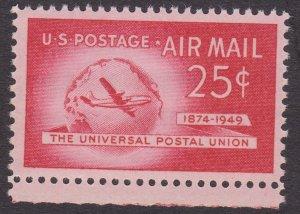 C44 Universal Postal Union MNH Single