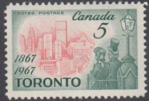Canada -  #475 Toronto Centenary - MNH