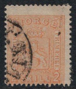 Norway #12  CV $30.00