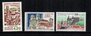 France  2356 - 2358 MNH $ 5.25