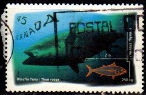 Canada - #1644 Bluefin Tuna - Used