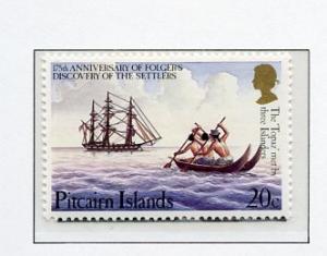 Pitcairn Islands MNH Scott Cat. # 226