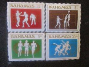 Bahamas #559-62 Mint Never Hinged WDWPhilatelic (H6L8)