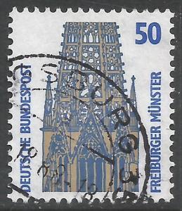 GERMANY 1524 VFU Z2507-3