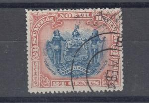 North Borneo 1897 24c SG109 Postally Used J5008