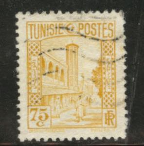 Tunis Tunisia Scott 133 used 1931 stamp CV$2.10