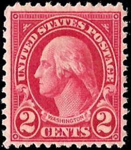 634 Mint,OG,HR... SCV $0.25