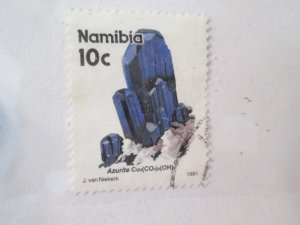 Namibia #677 used  2019 SCV = $0.30