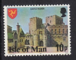 Isle of Man 1978 MNH  definitive set   10p  #
