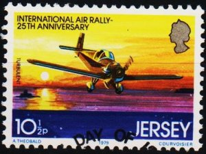 Jersey. 1979 10 1/2p S.G.210 Fine Used