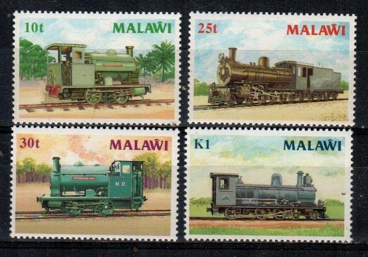 Malawi Scott 498-501 Mint NH (Catalog Value $21.75)