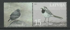 Latvia 2003 Birds MNH stamp