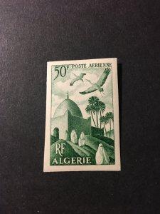 Algeria sc C8 MH imperf