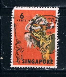 Singapore  87 Used Dancers (S0247)