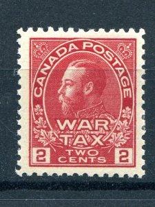 Canada #MR2  Mint NH VF     - Lakeshore Philatelics