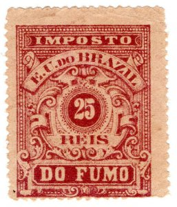 (I.B) Brazil Revenue : Cigarette Tax 25R
