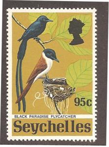 Seychelles 303 Mint VF HR