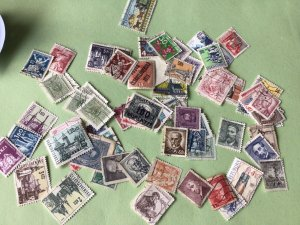 Czechoslovakia  mixed loose stamps Ref 51903