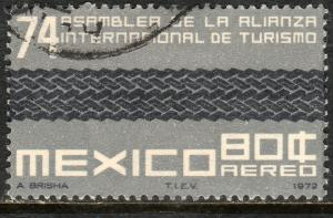 MEXICO C402 Assembly of the International Tourism Alliance. Used (145)