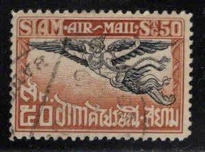 THAILAND Scott C7 Garuda airmail stamp Used