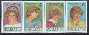 969 Diana, Princess of Wales MNH