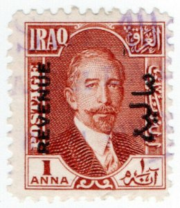 (I.B) Iraq Revenue : British Occupation 1a