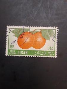 *Lebanon #C213                        Used